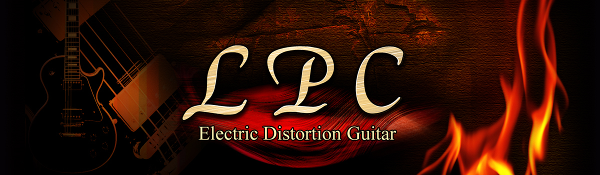 LPC Electric Distortion Guitarのイメージ画像