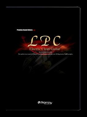 LPC Electric Clean Guitarのパッケージ