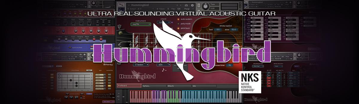 Hummingbirdのイメージ画像