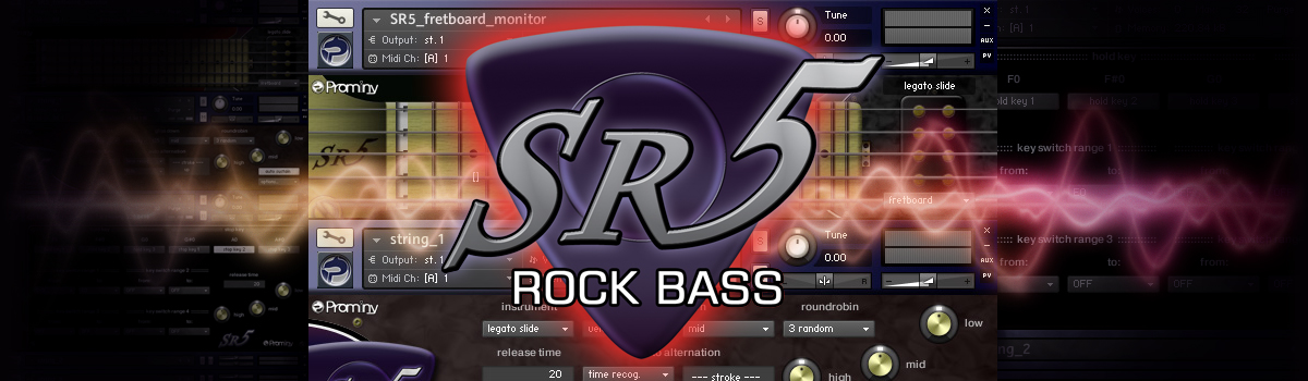 Image of SR5 Rock Bass