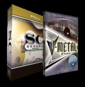 SC&V-METAL Special Bundle (download version)