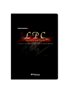 LPC Electric Clean Guitar (boxed version)