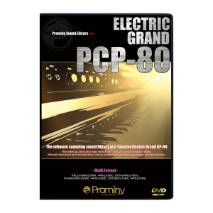 ELECTRIC GRAND PCP-80 (boxed version)