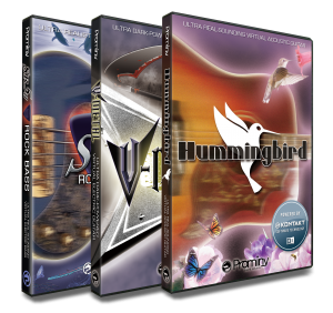 Hummingbird&V-METAL&SR5-2 Special Bundle (download version)