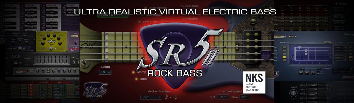 SR5 Rock Bass 2のイメージ画像
