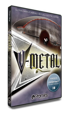 V-METALのパッケージ