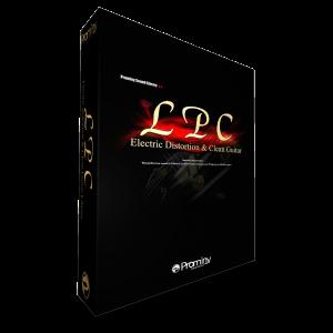 LPC エレクトリック・ディストーション&クリーン・ギター