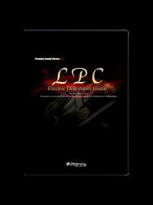 LPC エレクトリック・ディストーション・ギター