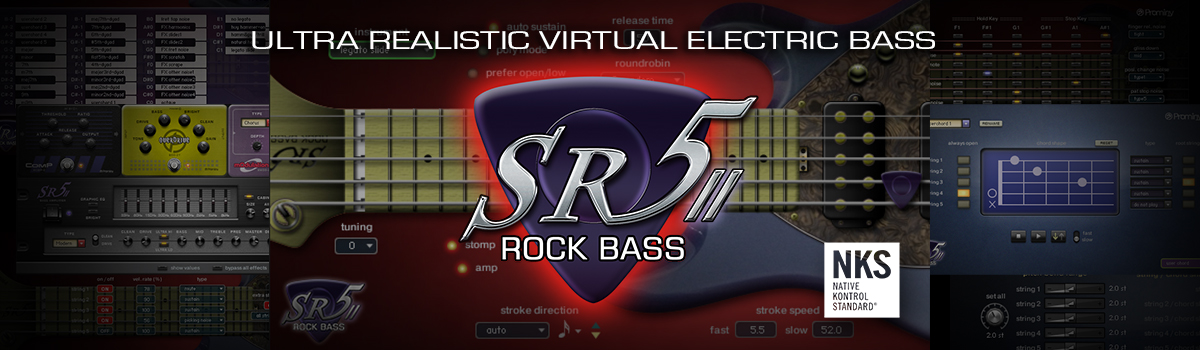 Image of SR5 Rock Bass 2