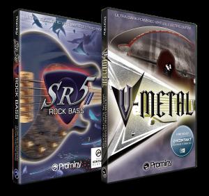 V-METAL&SR5-2 スペシャル・バンドル