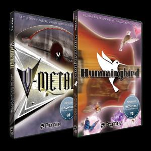 Hummingbird&V-METAL スペシャル・バンドル